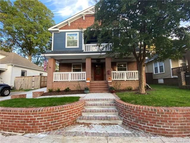 1908 Allen Street, Charlotte, NC 28205 (#3675947) :: Homes Charlotte