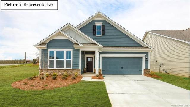 4040 Gozzi Drive, Iron Station, NC 28080 (#3675950) :: LePage Johnson Realty Group, LLC
