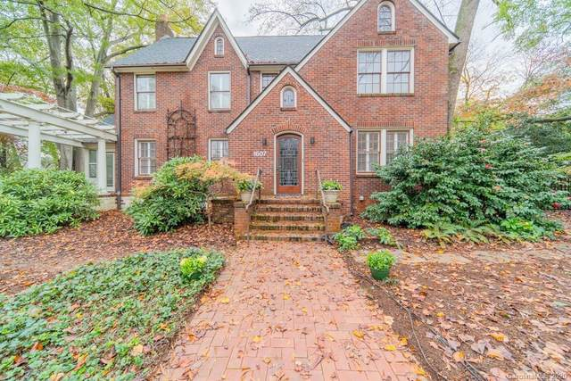 1607 W Dilworth Road, Charlotte, NC 28203 (#3675990) :: High Performance Real Estate Advisors