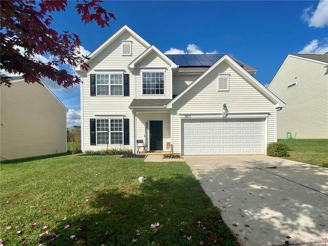 3813 Pimilico Trace Lane, Charlotte, NC 28216 (#3676133) :: Charlotte Home Experts