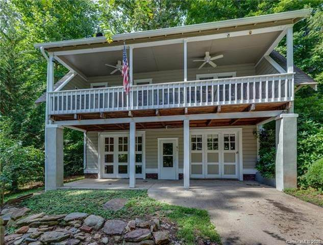51 Bowden Lane, Waynesville, NC 28786 (#3676177) :: Keller Williams Professionals