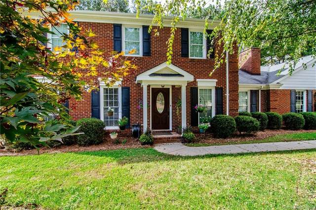 122 Linville Drive #3, Matthews, NC 28105 (#3676182) :: Mossy Oak Properties Land and Luxury