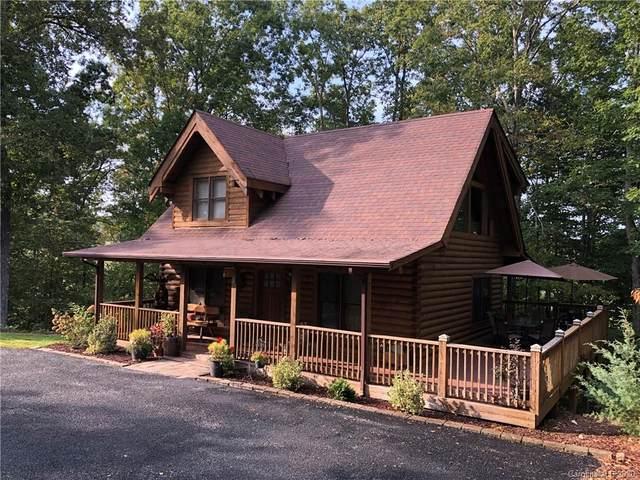 650 Nathan Mcdaniel Drive, Dysartsville, NC 28752 (#3676210) :: Austin Barnett Realty, LLC