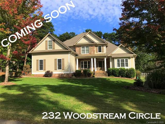232 Woodstream Circle, Mooresville, NC 28117 (#3676223) :: LKN Elite Realty Group | eXp Realty