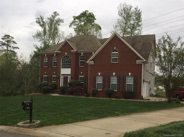 4008 Amhurst Court, Matthews, NC 28104 (#3676256) :: Charlotte Home Experts