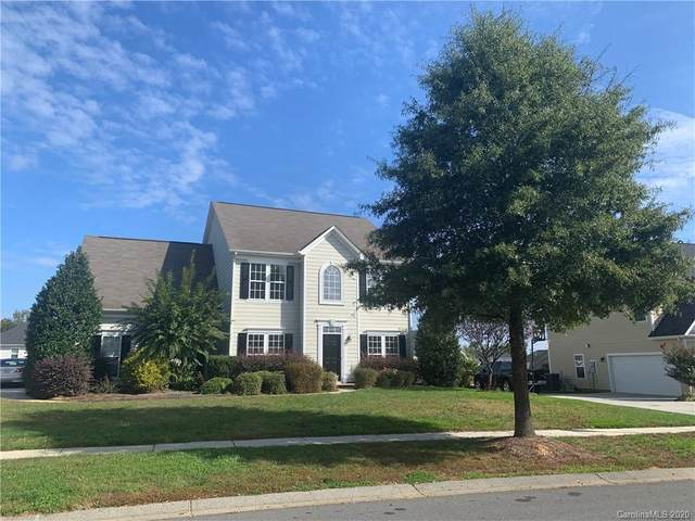 4518 Oconnell Street, Indian Trail, NC 28079 (#3676258) :: Cloninger Properties