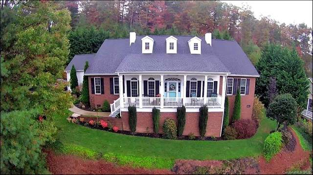 115 Jonathan Creek Drive, Etowah, NC 28729 (#3676288) :: Homes Charlotte
