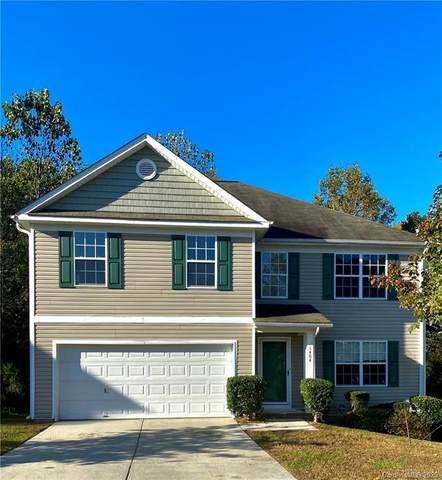 1404 Key Ridge Court, Charlotte, NC 28216 (#3676311) :: Carolina Real Estate Experts