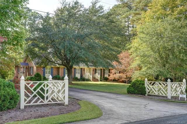 131 Lennox Drive, Wadesboro, NC 28170 (#3676356) :: Robert Greene Real Estate, Inc.