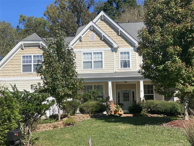2042 E Foxwood Court, Indian Land, SC 29707 (#3676413) :: The Downey Properties Team at NextHome Paramount