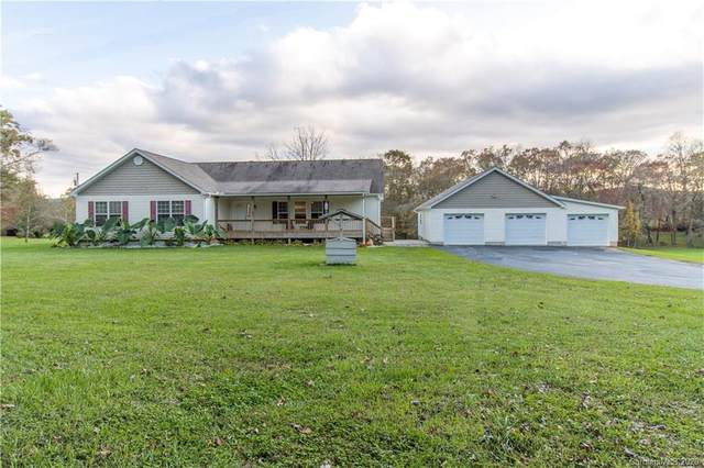 107 Ladson Spring Trail, Mills River, NC 28759 (#3676415) :: Caulder Realty and Land Co.