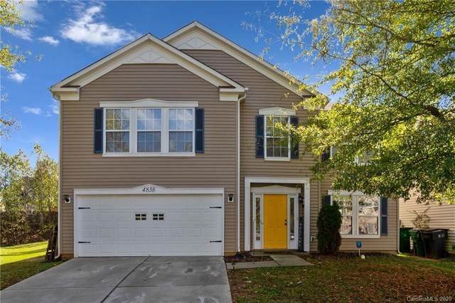 4838 Palustris Court, Charlotte, NC 28269 (#3676460) :: Besecker Homes Team