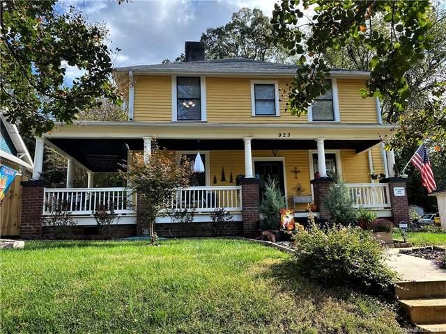 923 N Main Street, Salisbury, NC 28144 (#3676579) :: Homes Charlotte