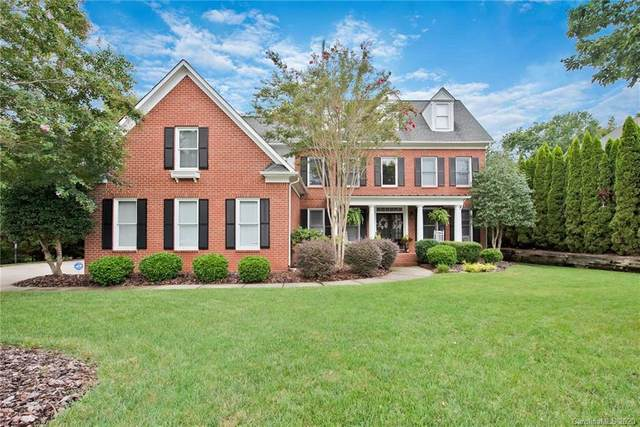 1720 Hickory Ridge Drive, Waxhaw, NC 28173 (#3676589) :: Caulder Realty and Land Co.