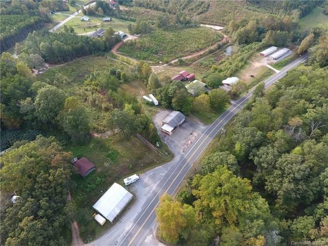 6121 N Nc 9 Highway, Mill Spring, NC 28756 (#3676632) :: TeamHeidi®