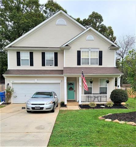 169 Jacobs Woods Circle #111, Troutman, NC 28166 (#3676707) :: Mossy Oak Properties Land and Luxury