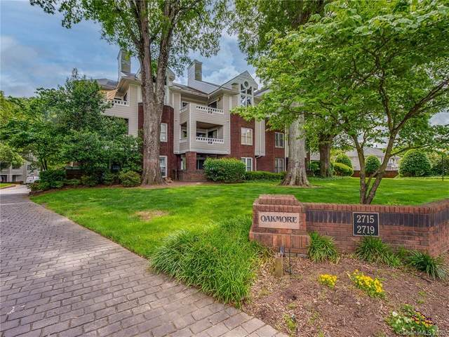 2715 Selwyn Avenue #27, Charlotte, NC 28209 (#3676709) :: Besecker Homes Team