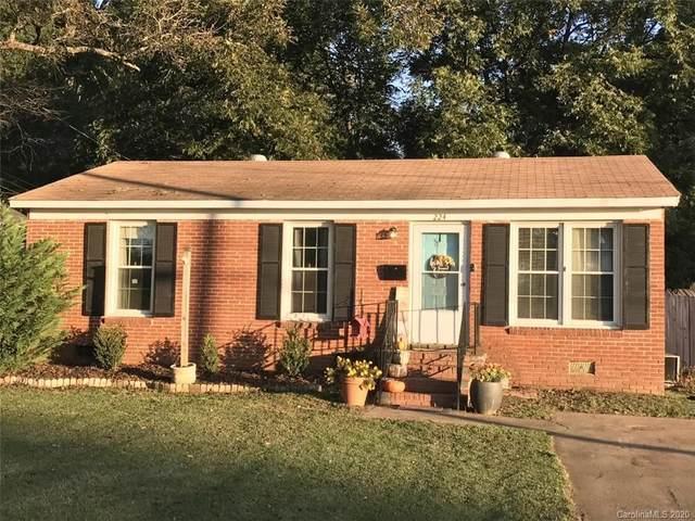 224 Lancaster Avenue, Rock Hill, SC 29730 (#3676743) :: Mossy Oak Properties Land and Luxury
