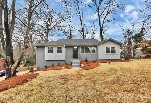 3423 Sudbury Road, Charlotte, NC 28205 (#3676768) :: Home and Key Realty