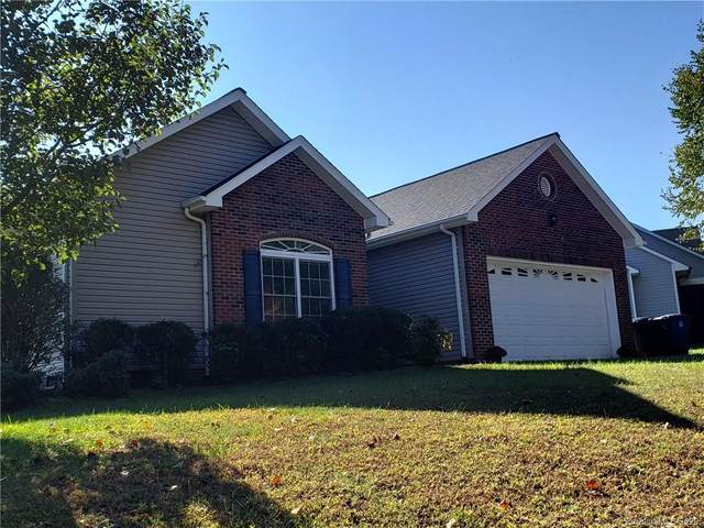 1743 Pipers Ridge Circle NW #68, Conover, NC 28613 (#3676803) :: IDEAL Realty