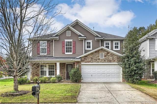 15642 Normans Landing Drive, Charlotte, NC 28273 (MLS #3676885) :: RE/MAX Journey