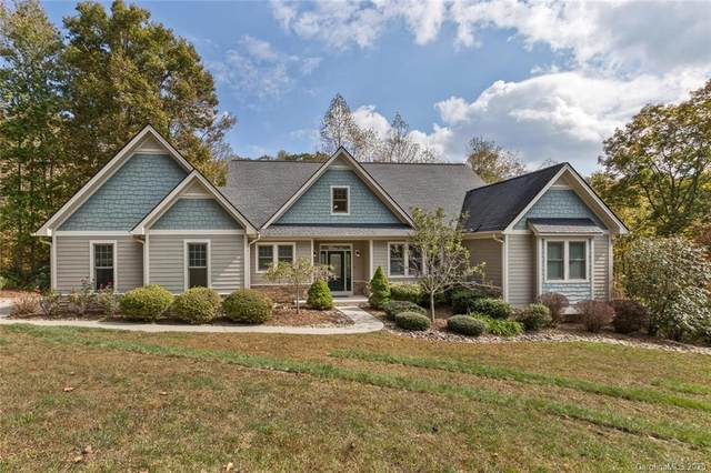 123 Mountain Crest Drive, Hendersonville, NC 28739 (#3676887) :: The Mitchell Team