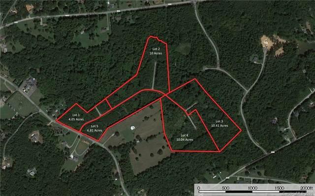 Lot # 5 Live Oak Lane #5, Sherrills Ford, NC 28673 (#3676902) :: Mossy Oak Properties Land and Luxury