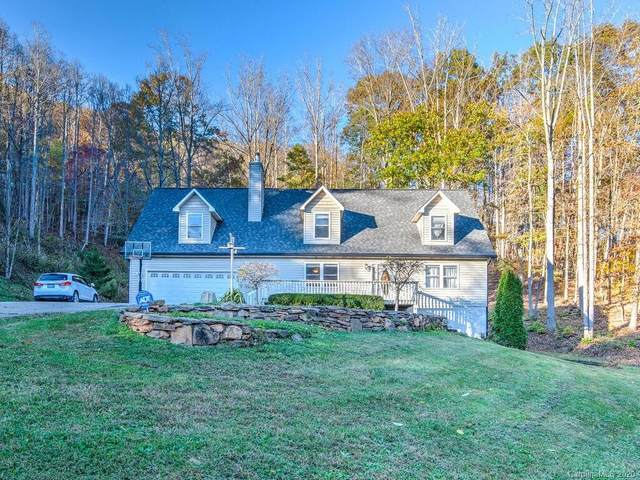 25 North Forty Acres Road, Leicester, NC 28748 (#3676911) :: Love Real Estate NC/SC