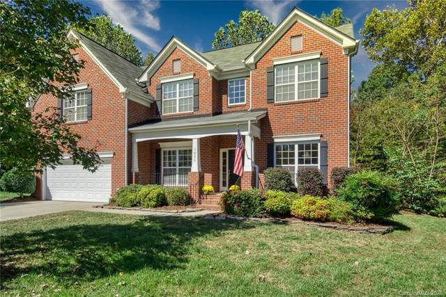 7855 Horseshoe Creek Drive, Huntersville, NC 28078 (#3676937) :: Homes with Keeley | RE/MAX Executive