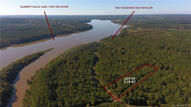 TBD Lakeside Trail #35, Lilesville, NC 28091 (#3677013) :: Carlyle Properties