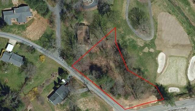 00 Country Club Road 1 And 2, Hendersonville, NC 28739 (#3677029) :: Miller Realty Group