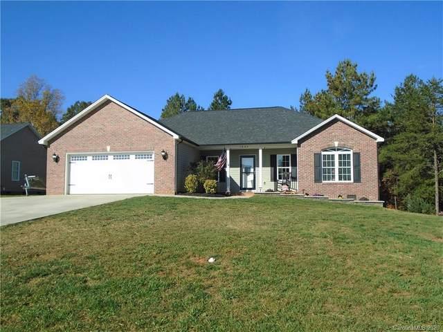 1805 Burke Lane, Maiden, NC 28650 (#3677055) :: Miller Realty Group