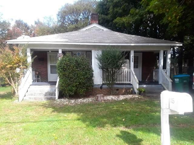 115 Powell Street, Swannanoa, NC 28778 (#3677078) :: Keller Williams Professionals