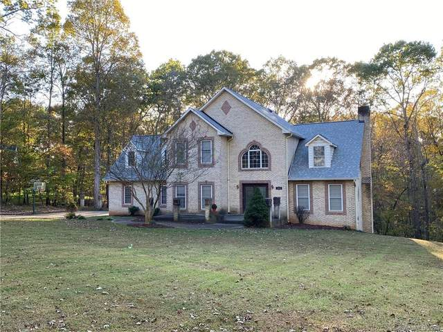 1468 Spring Pond Court, Iron Station, NC 28080 (#3677131) :: Stephen Cooley Real Estate Group