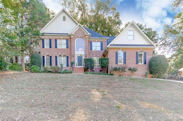 5211 Downing Creek Drive, Charlotte, NC 28269 (#3677166) :: Burton Real Estate Group