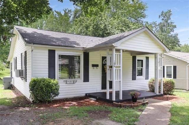 106 Maple Street, Clover, SC 29710 (#3677210) :: MOVE Asheville Realty