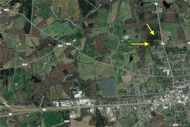 HWY 205 N Elm Street, Marshville, NC 28103 (#3677219) :: Ann Rudd Group