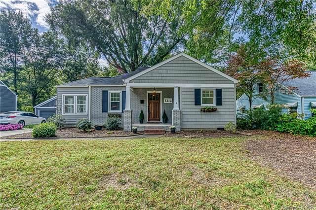 1212 Dade Street, Charlotte, NC 28205 (#3677250) :: Puma & Associates Realty Inc.