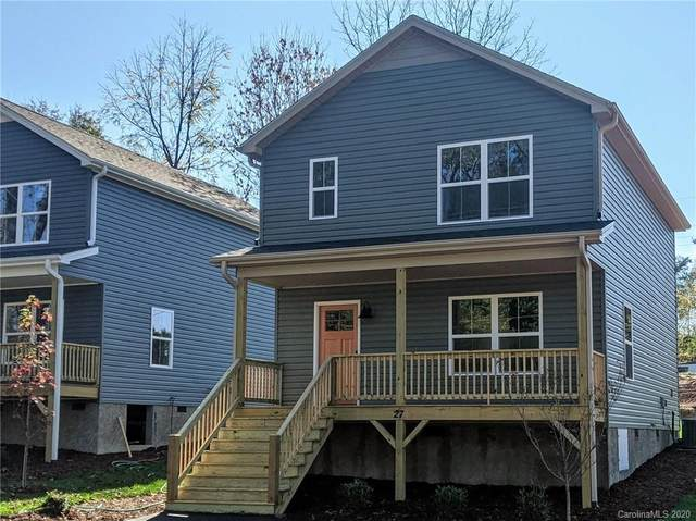 27 Busbee View Road, Asheville, NC 28803 (#3677334) :: Burton Real Estate Group