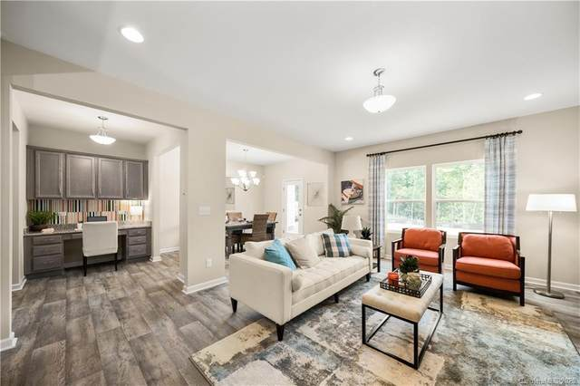 5948 River Meadow Court #10, Harrisburg, NC 28075 (#3677340) :: Caulder Realty and Land Co.