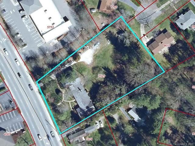 1086 Hendersonville Road, Asheville, NC 28803 (#3677350) :: Keller Williams Professionals