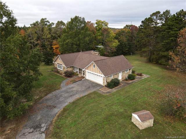 155 Pine Forest Lane, Mocksville, NC 27028 (#3677377) :: Ann Rudd Group