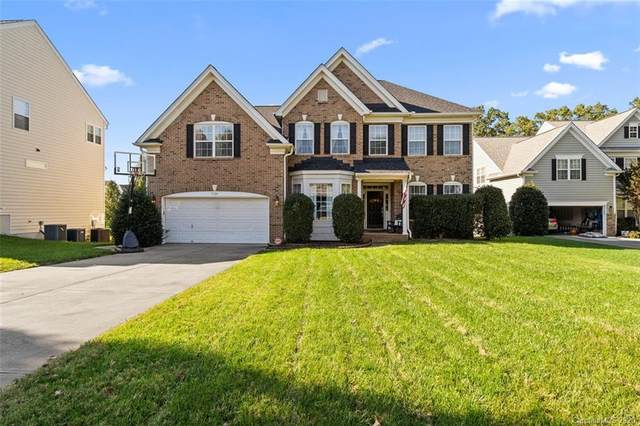 7730 Whisperingwood Drive, Harrisburg, NC 28075 (#3677412) :: IDEAL Realty