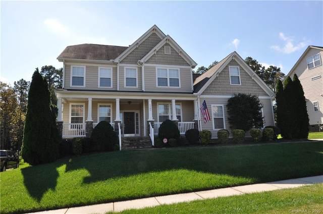 1705 Aringill Lane, Matthews, NC 28104 (#3677438) :: Love Real Estate NC/SC