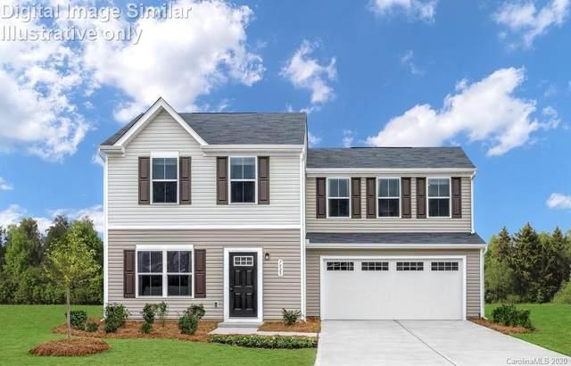 5010 Merwyn Avenue #56, Charlotte, NC 28215 (#3677521) :: LePage Johnson Realty Group, LLC