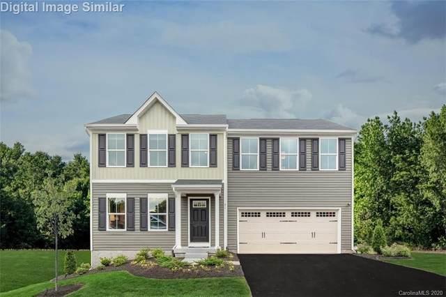 5014 Merwyn Avenue #57, Charlotte, NC 28215 (#3677523) :: LePage Johnson Realty Group, LLC