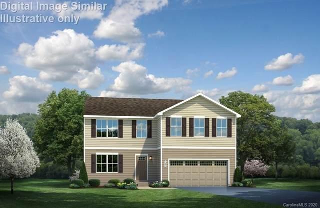 5104 Merwyn Avenue #59, Charlotte, NC 28215 (#3677525) :: LePage Johnson Realty Group, LLC