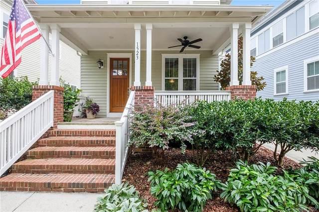 1523 Tippah Park Court, Charlotte, NC 28205 (#3677553) :: Willow Oak, REALTORS®