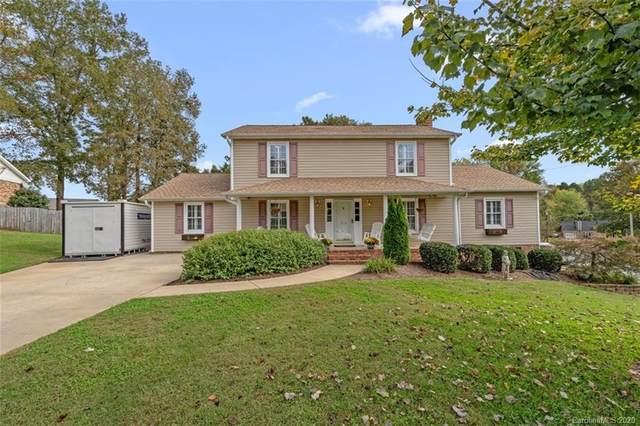 1724 Windyrush Lane, Gastonia, NC 28054 (#3677574) :: Homes Charlotte