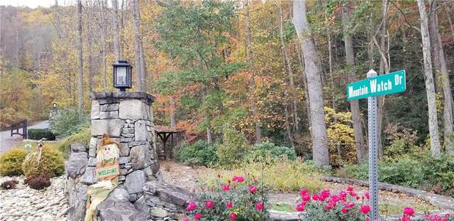 Lot 5 Mountain Watch Drive #5, Waynesville, NC 28785 (#3677617) :: Keller Williams Professionals